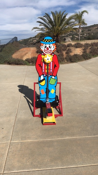 Clown Kiddie Striker